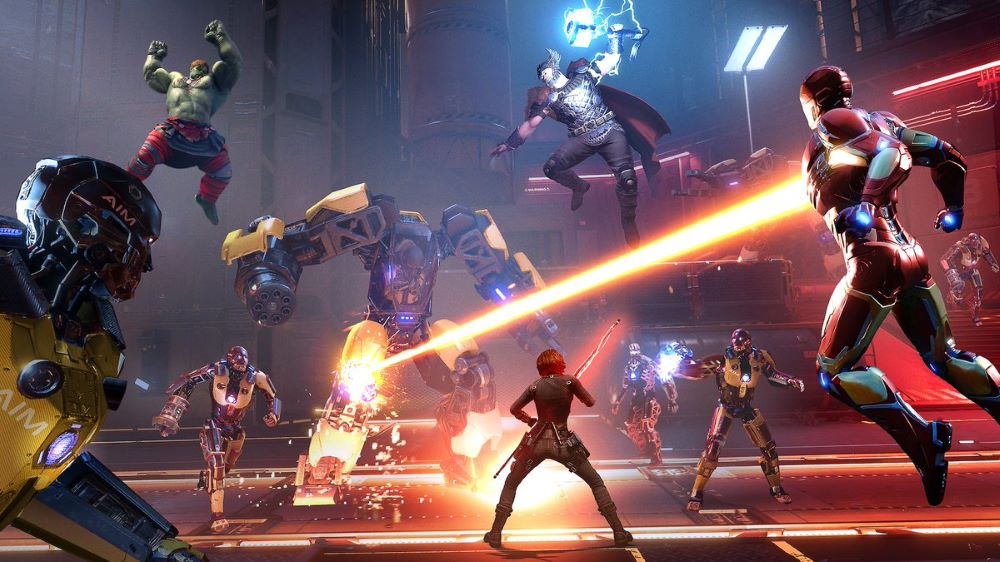 Check Out the 5 Best Marvel Video Games