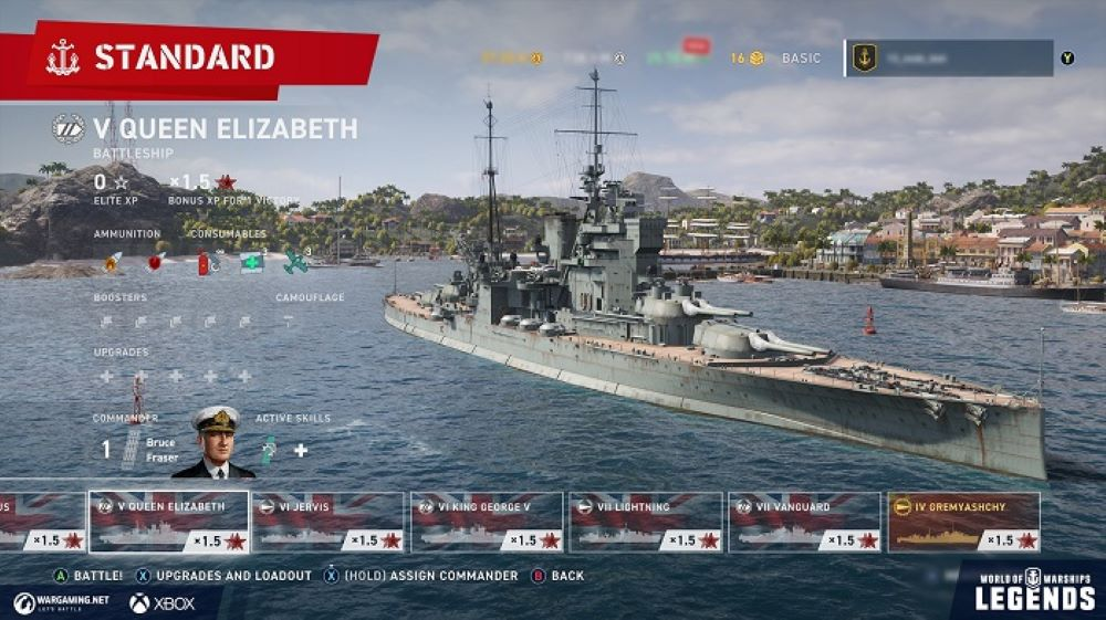 Discover the Sea-Based Battle Game: World of Warships