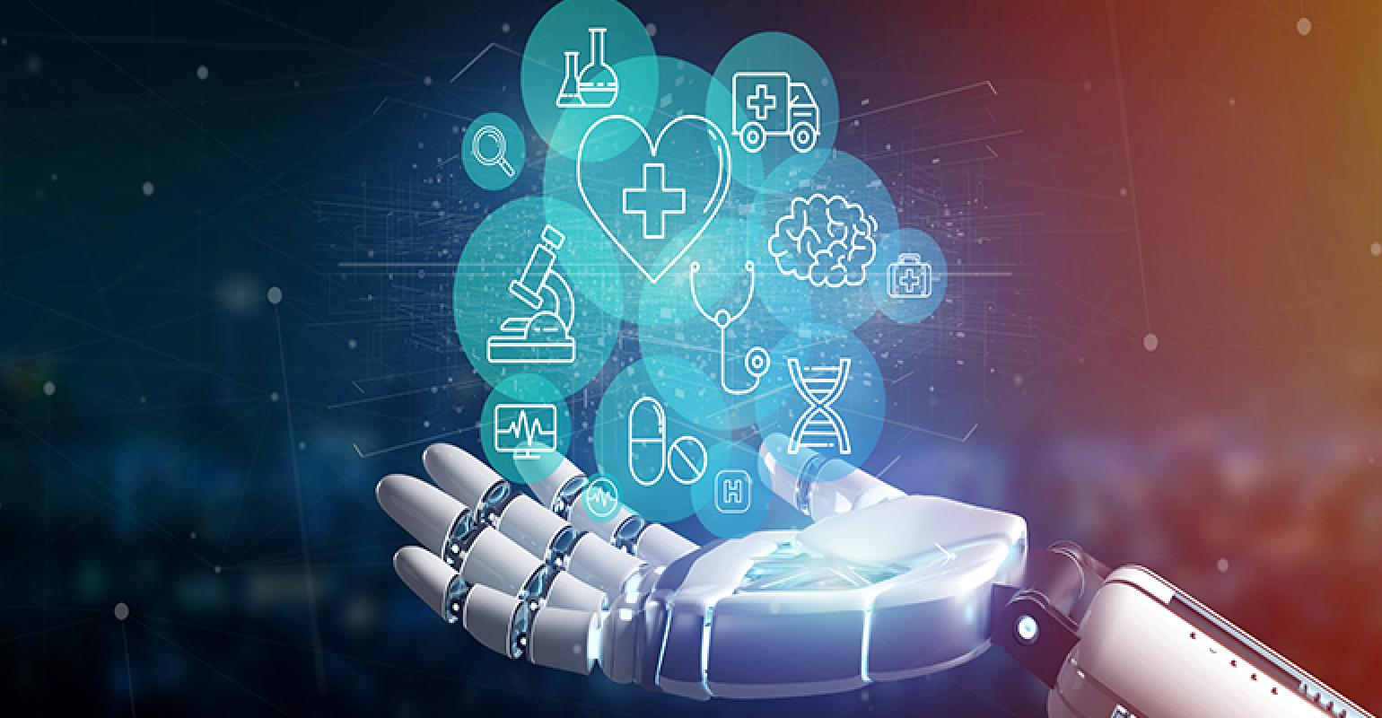 How Artificial Intelligence in Healthcare is Used