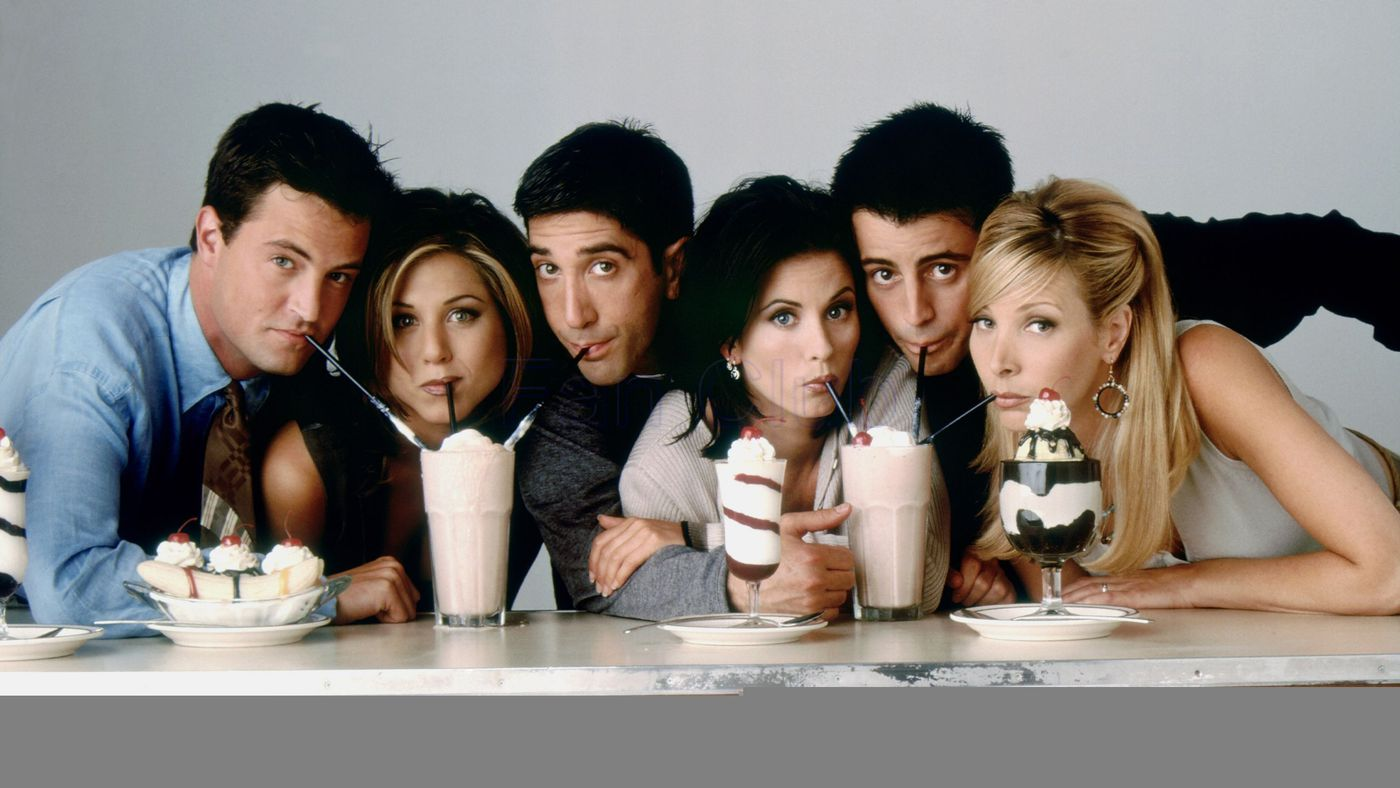 The Top 3 Seasons of the Friends TV Show