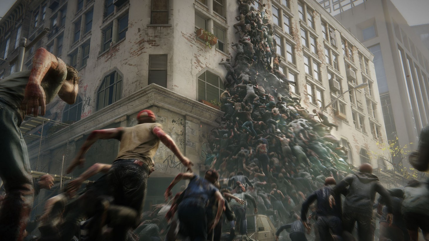 A Closer Look at the World War Z Video Game