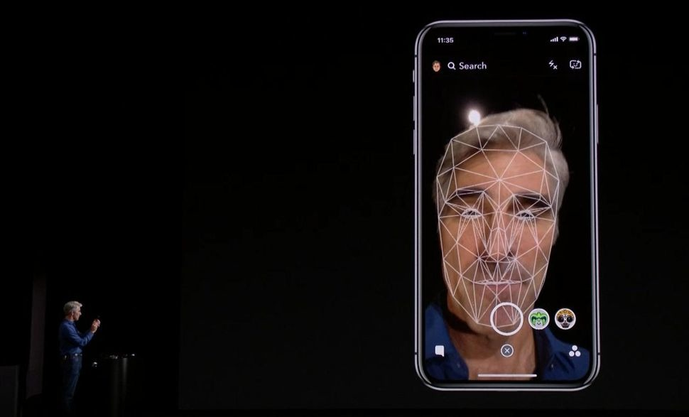 How the iPhone Face ID Feature Works