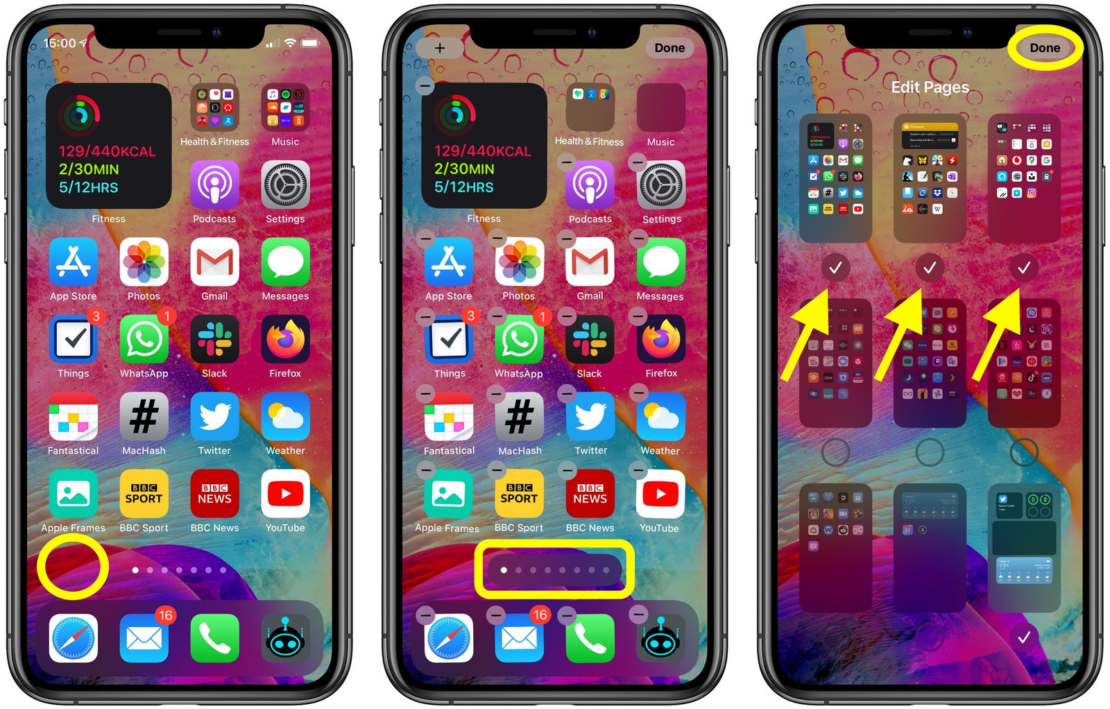 The iPhone Home Screen Is Now Customizable