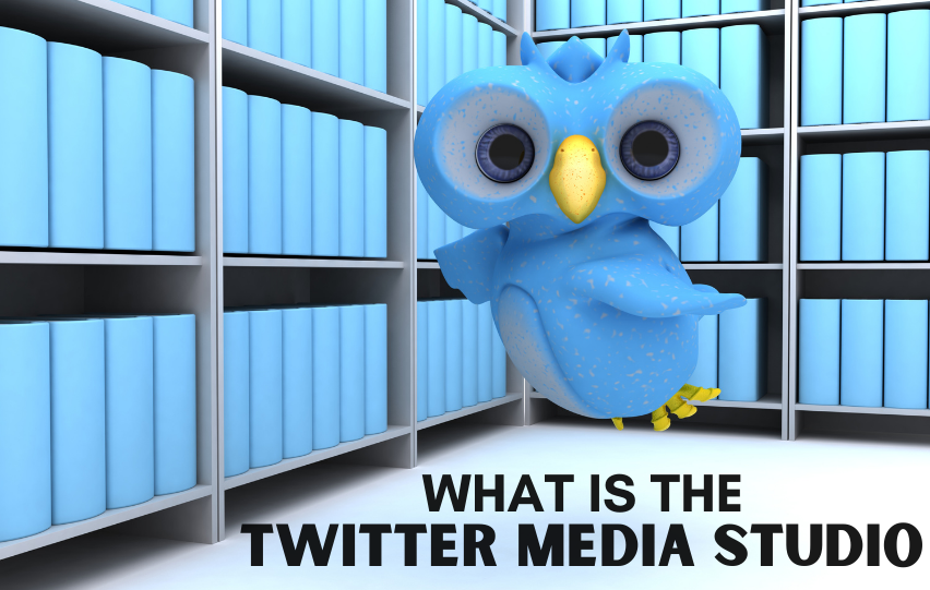 What Is the Twitter Media Studio and How Does it Work?