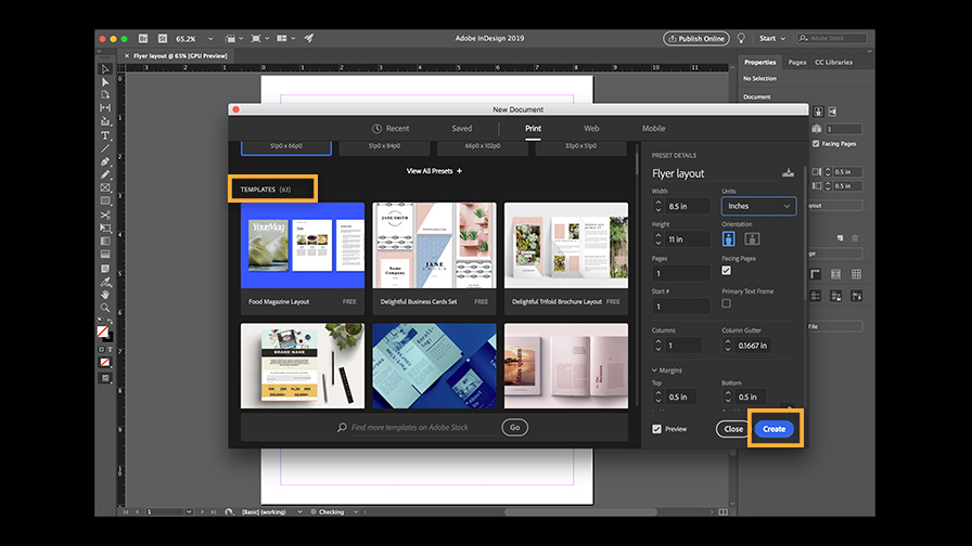 The Power of Adobe Indesign