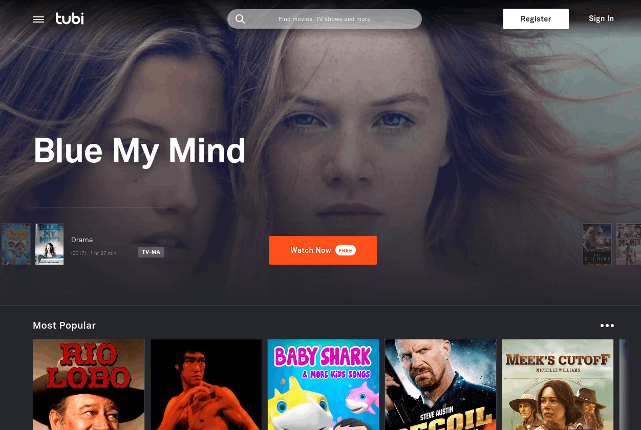 Tubi - The Amazing Free App that Thalia Reyes Recommends with Thousands of Movies and TV Shows
