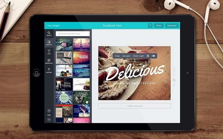 Discover Canva's Technology for Making Images