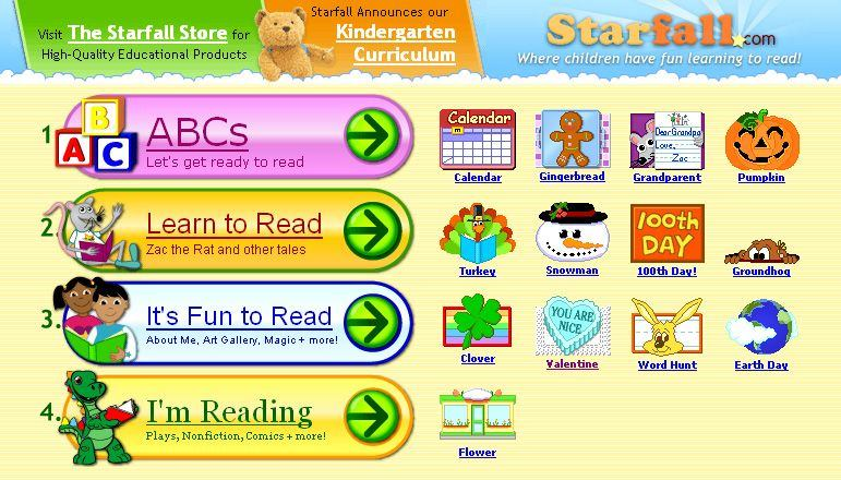Starfall Learn To Read - The Incredible App That Teaches Kids How To Read, According To Melissa Taylor