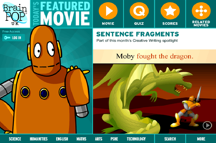 BrainPOP App - Learn How to Use this Educational App