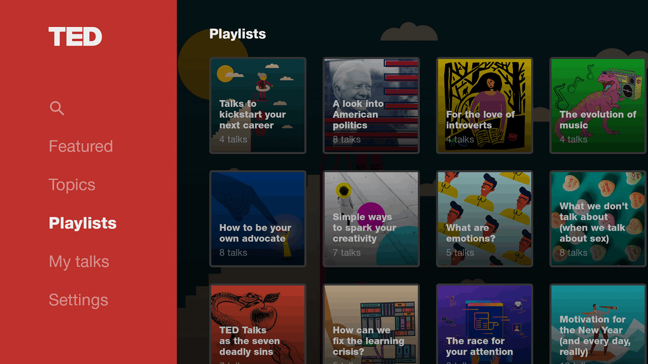 TED App - The App To Learn About Everything