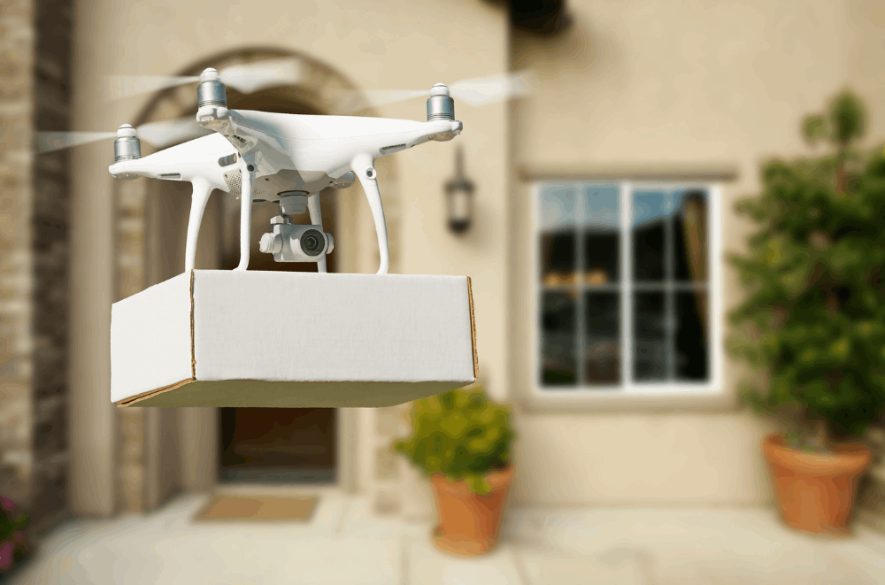 Learn How Drones Can Change The Delivery Business