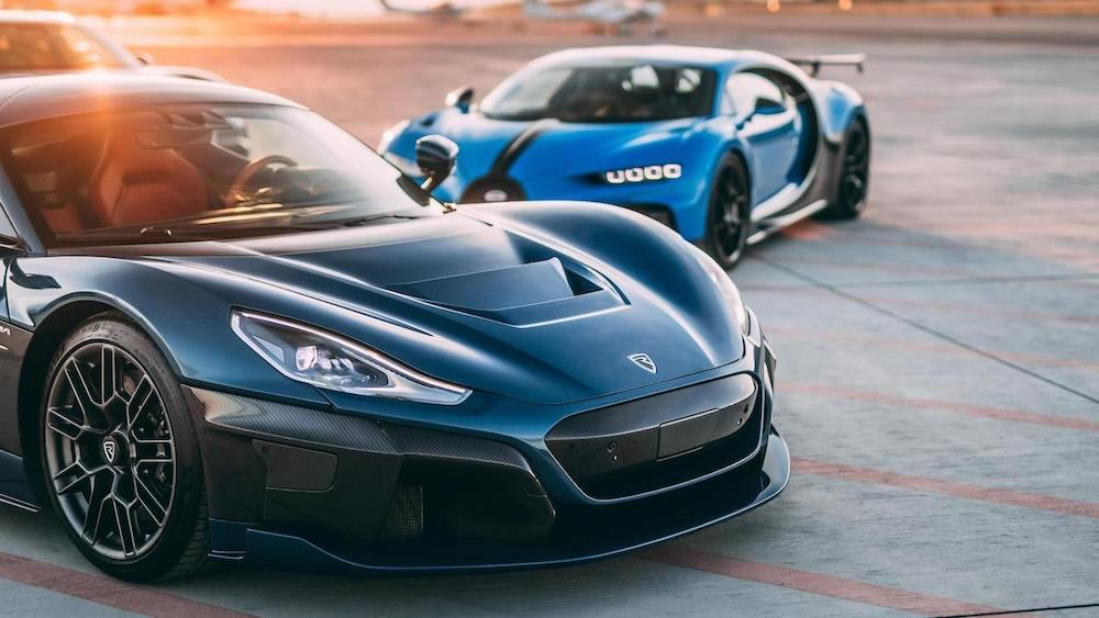 Bugatti-Rimac - Get To Know This New Supercar Maker