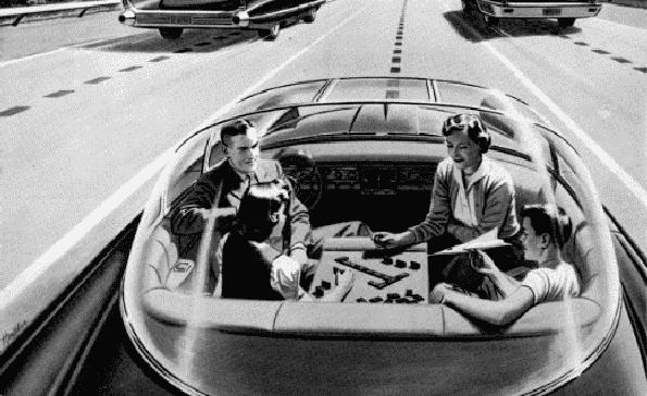 See The Evolution Of Autonomous Cars