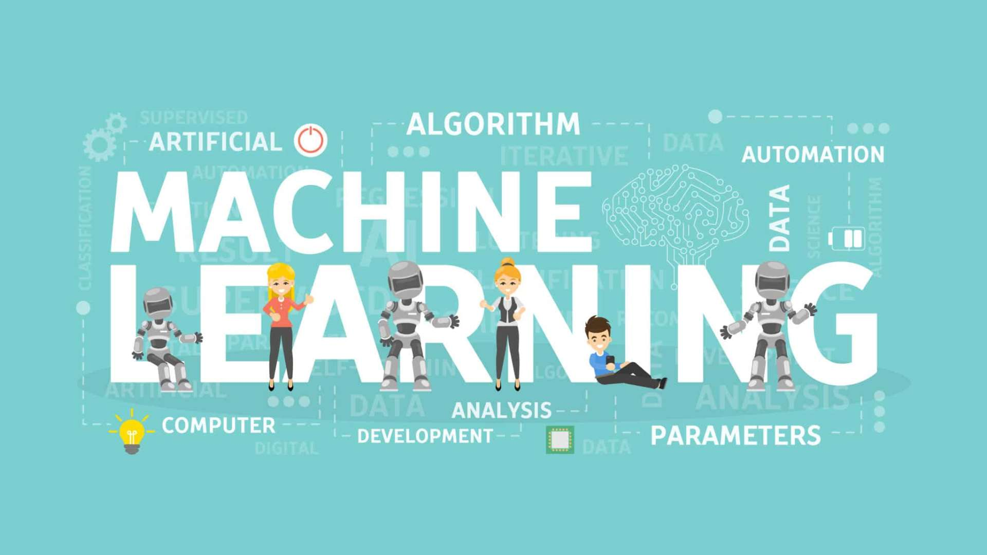 Machine Learning - See How It Works