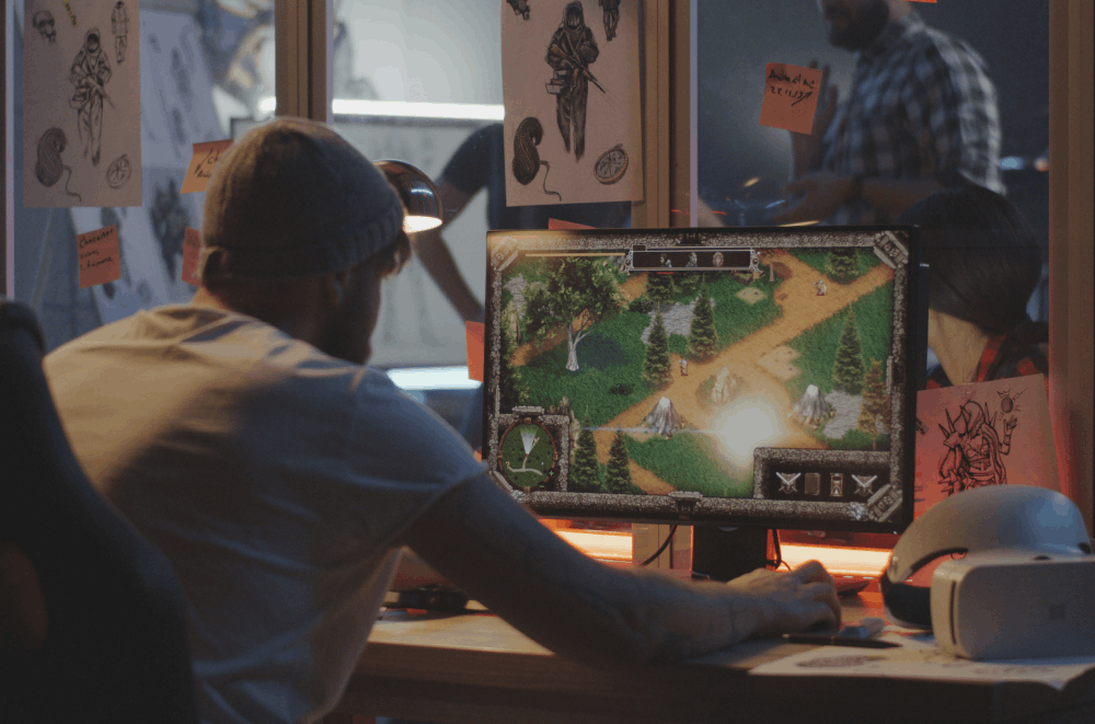 See The Step-By-Step Process Of Game Creation